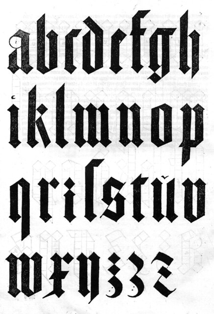 Old English Style Fonts 20