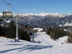 Smučišče Cerkno - Črni vrh