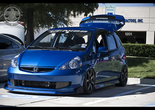 stance honda fit
