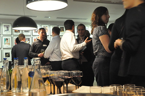 paidContent:UK London mixer