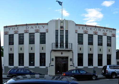 the daily telegraph - Napier