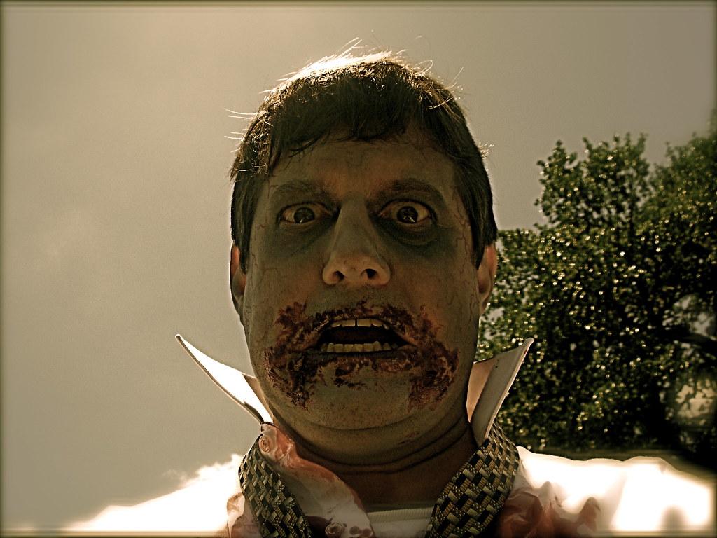 Hi. I'm JD, And I'm A Zombie.