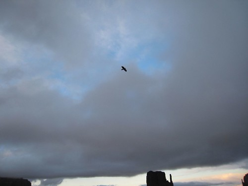 REZ, Monument Valley, Clouds, Arizona, Sout… IMG_1312