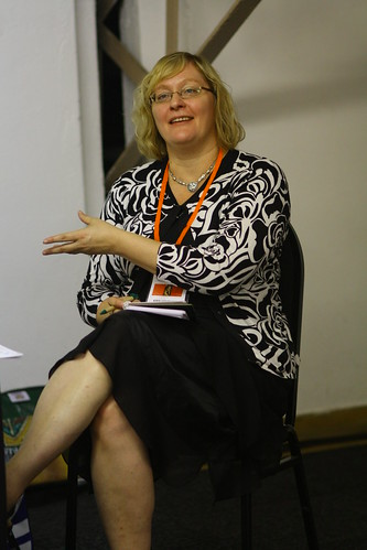 Kirsi Vakiparta (Finland), Roundtable session, 4th World Summit on Arts & Culture