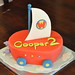 Wonder Pets Flyboat Cake