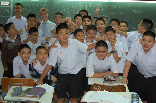 M1 Math Class - Bangkok, Thailand