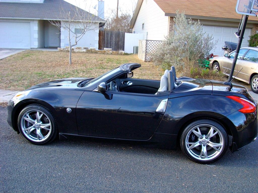 new 39 10 370z roadster owner nissan 370z forum. Black Bedroom Furniture Sets. Home Design Ideas