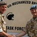 11 Light Brigade Hand Over control UK Forces Helmand