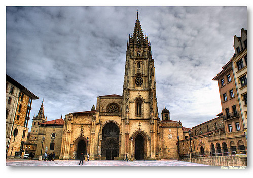 Catedral de Oviedo #2 by VRfoto