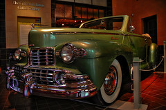 1948 Lincoln in HDR