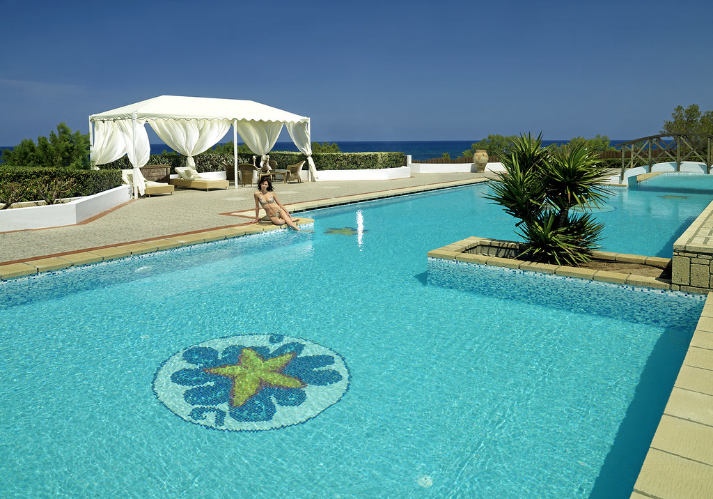 Aldemar Royal Villas hotel in Crete, Greece