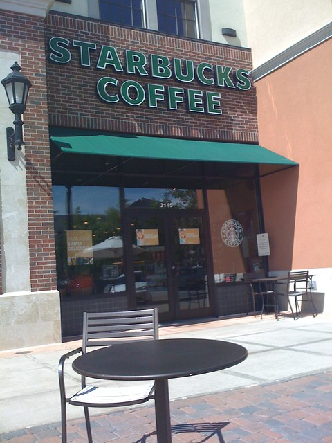 Starbucks at levis commons flickr photo sharing for Jewelry store levis commons perrysburg