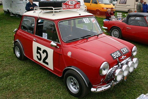 Mini Cooper by Stocker Images