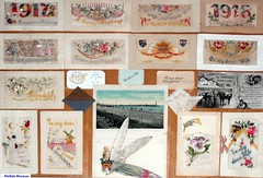Embroidered Silk Cards