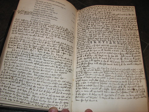 Handwritten Grimoire