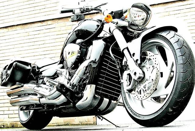 Suzuki Intruder 1800 Suzuki Intruder 1800 Flickr