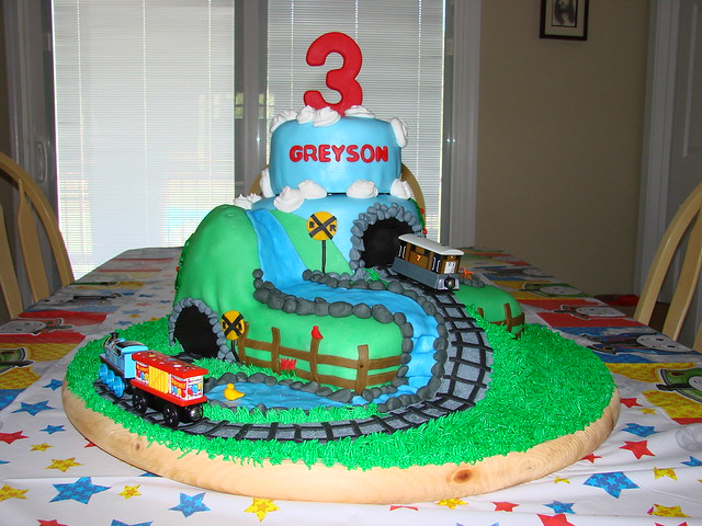 Cake Images Of Thomas The Train : 3897005576_db32e43240_z.jpg
