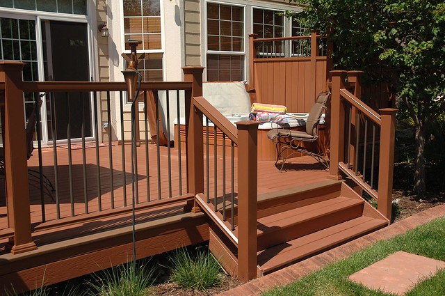 Fiberon Horizon Composite Decking Flickr Photo Sharing