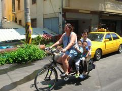 419:  Cara Lin's Instigator Xtracycle