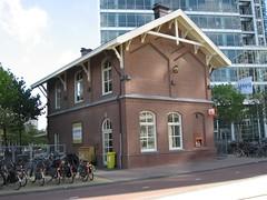 Amsterdam Amstelplein-Weesperzijde