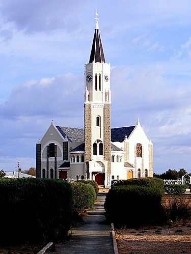 dutch ng hanover kerk reformed curch karoo northerncape
