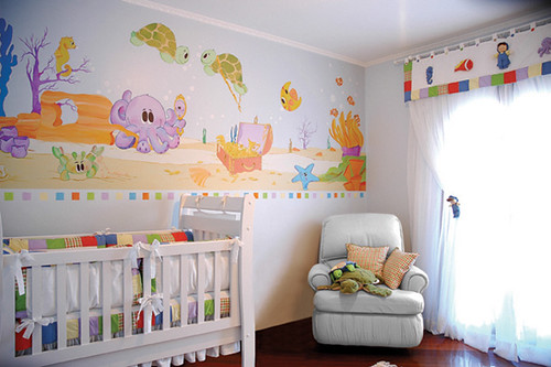 Quartos de beb fotos - Pintura barata online ...
