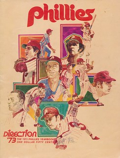 Direction '73: The 1973 Philadelphia Phillies Yearbook