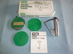 HAND PRIMING TOOL - RCBS - $25