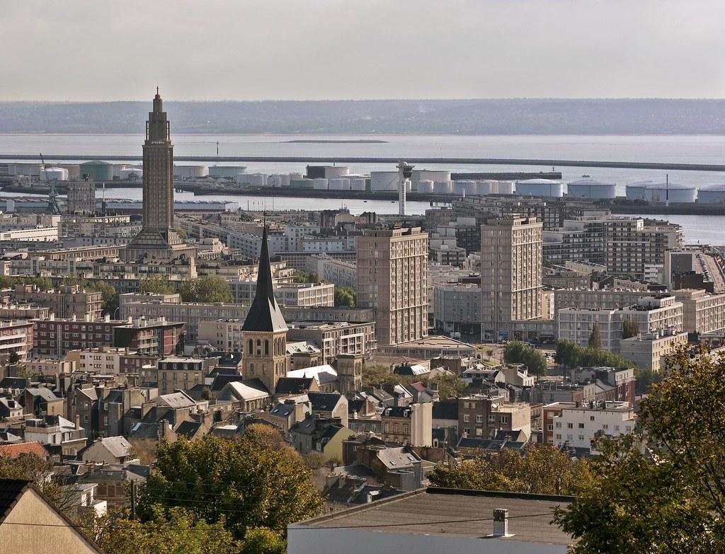 9322 panorama le havre france jardins suspendus flickr for Jardins suspendus le havre horaires