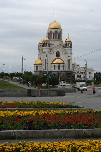 Ekaterinburg - Храм на крови / Church on Blood in Honor of All Saints Resplendent in the Russian Land by peter++