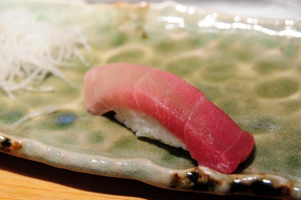 筌壽司-鮪魚肚握壽司
