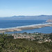 Broderson Hill view (Los Osos, CA) of Morro Bay and Sandspit