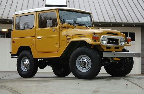 You Want To Buy My 78 Toyota Fj40 Cek Log