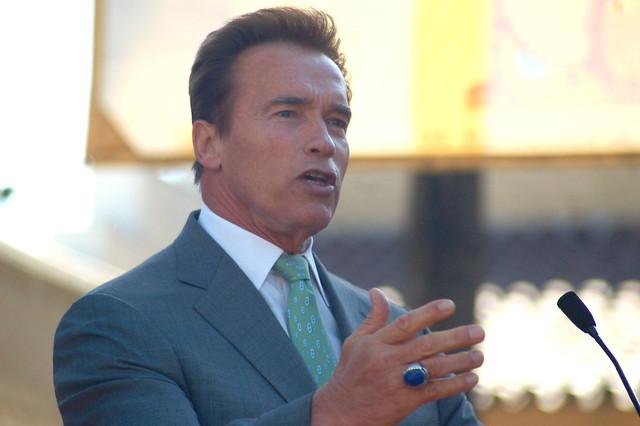 Governor Arnold Schwarzenegger | Flickr - Photo Sharing! Arnold Schwarzenegger