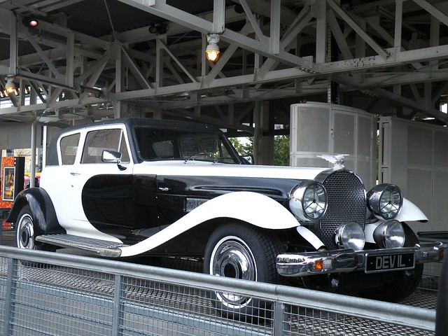Cruella De VIlle's car | Flickr - Photo Sharing!