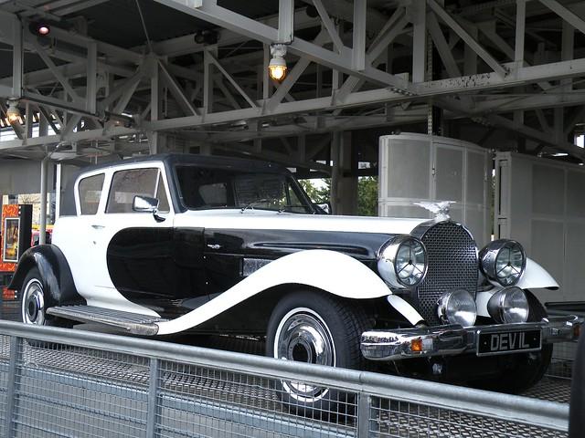 Cruella De VIlle's car | Flickr - Photo Sharing!