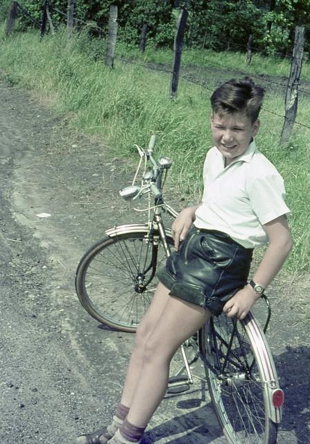 mein erstes fahrrad essen 1964 flickr photo sharing