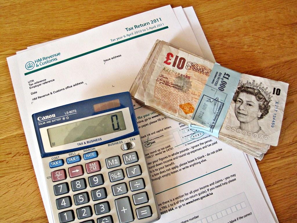 Tax Rebate