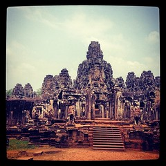 Thanks for a perfect Saturday, #cambodia. #travel
