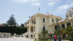 Fatima Haider's Palace' exterior