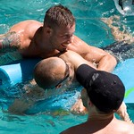 Gay Lesbian Center Pool Party Benefit 026
