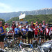 Top of the Col de Fontaube