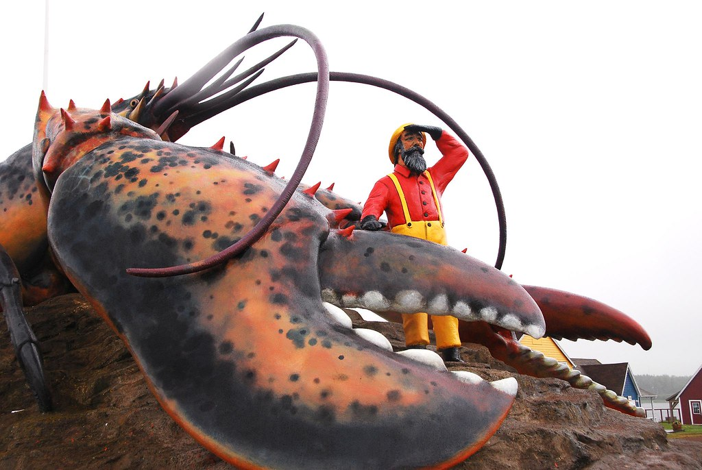 Shediac's Giant Lobster