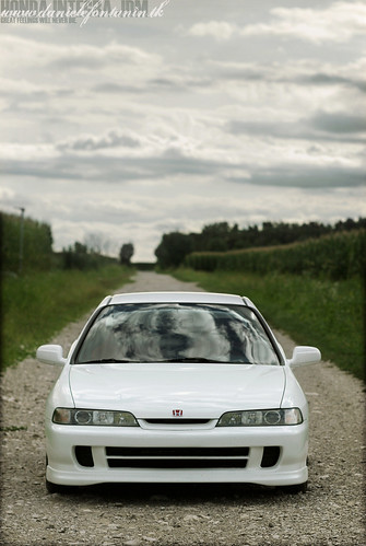 HONDA INTEGRA JDM - OLD SHOT