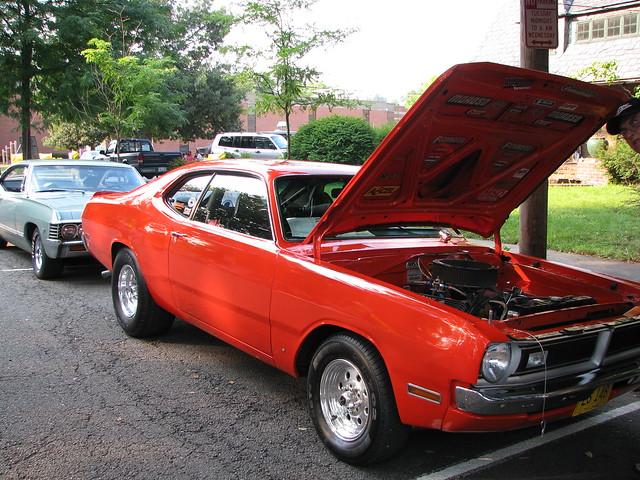 1970 Dodge Demon   Flickr - Photo Sharing!