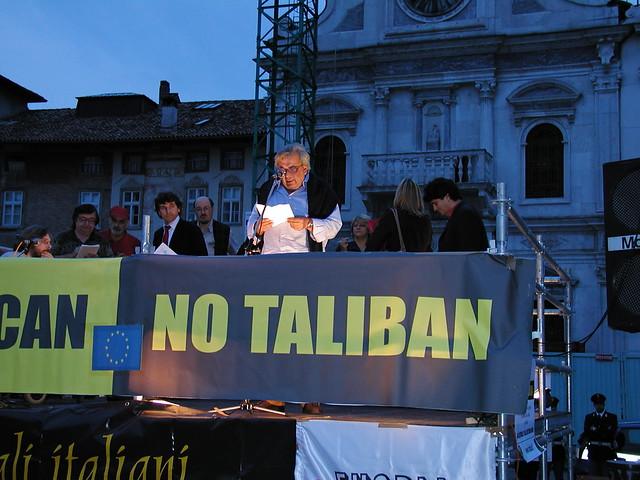 2003 - No Vatican No Taliban - Archivio radicale FVG