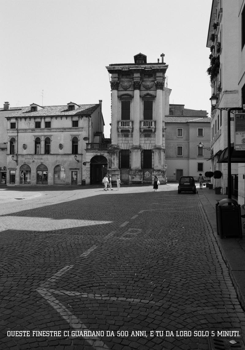 Andrea Palladio, Porto Breganze, Vicenza. 2008