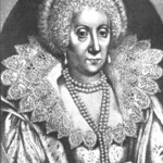 Mary Sidney, Countess of Pembroke, niece of Robert Dudley, Earl of Leicester