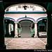 Puebla courtyard