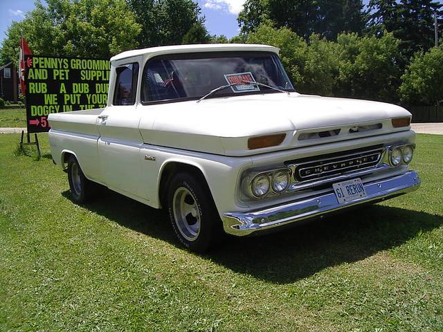 1961 chevrolet apache truck flickr photo sharing
